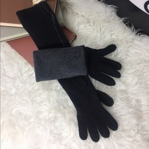 The cashmere project 💯 percent cashmere  gloves